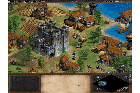 Age of Empires II: The Age of Kings - Lutris