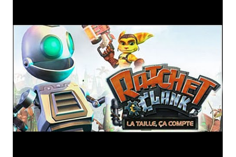 This is the End - Ratchet & Clank: La Taille Ca Compte ...