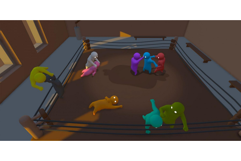 Gang Beasts voor PlayStation 4 (PS4) | Game Pagina - XGN.nl