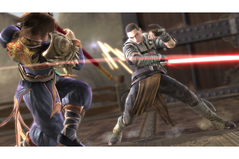 A new Star Wars character for Soulcalibur IV – AGAIN ...