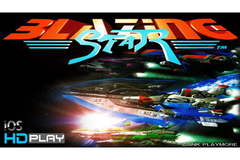 Blazing Star - Gameplay (iPhone/iPad) HD - YouTube