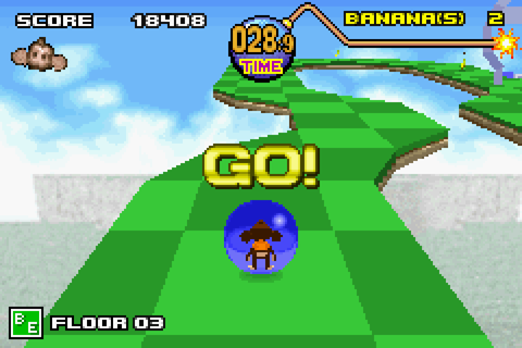 Super Monkey Ball Jr. Screenshots | GameFabrique