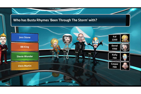 Buzz!: The Ultimate Music Quiz (PS3 / PlayStation 3) News ...