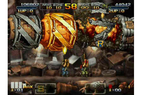 Metal Slug 7 Game Download Free For PC Full Version ...