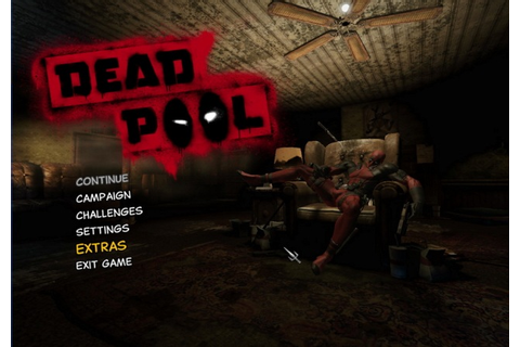 Download Game PC Full Version Free for Windows: Deadpool ...