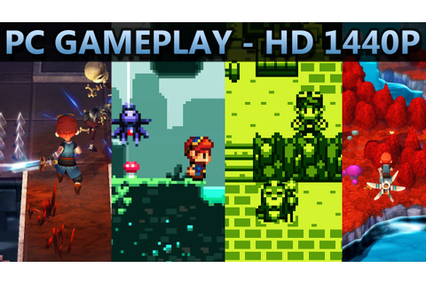 Evoland 2 | PC GAMEPLAY | HD 1440P - YouTube