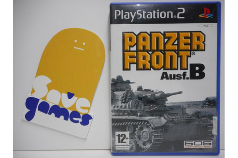 Panzer Front Ausf.B - Save Games