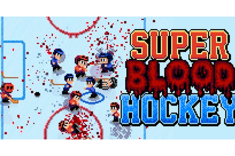 Super Blood Hockey - Game | GameGrin