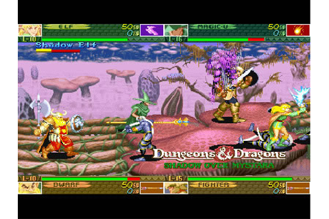 Dungeons & Dragons Collection Review for Sega Saturn (1999 ...