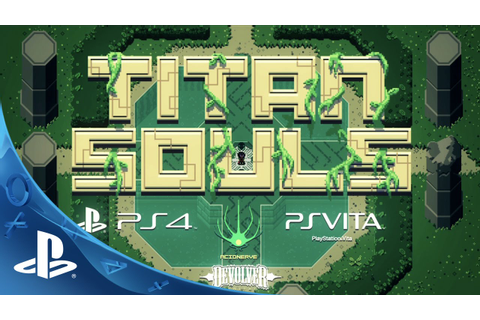 Titan Souls: From Game Jam to PlayStation – PlayStation.Blog