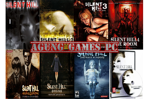 Silent Hill Collection [Free Download] | Yusran Games ...