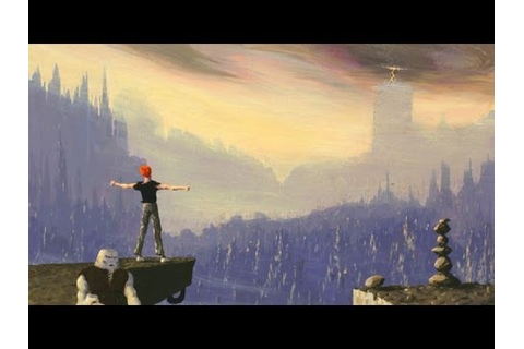 Another World: 20th Anniversary Edition Gameplay (PC HD ...