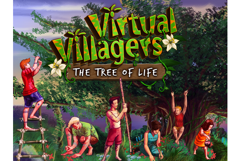 Virtual Villagers 4: The Tree of Life PC Games | MiniGZ!