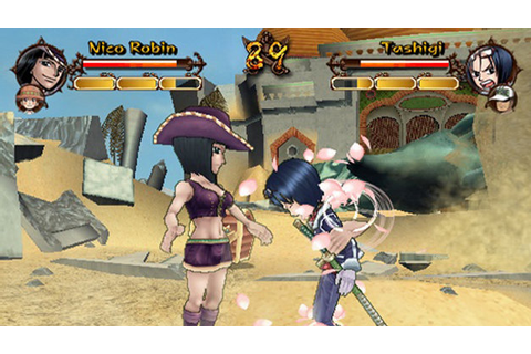 One Piece Grand Adventure Game | PS2 - PlayStation