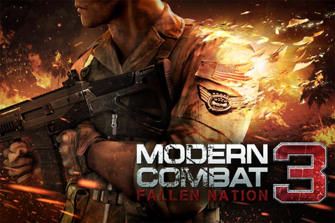 Modern Combat 3: Fallen Nation - First Mission - iPad 2 ...