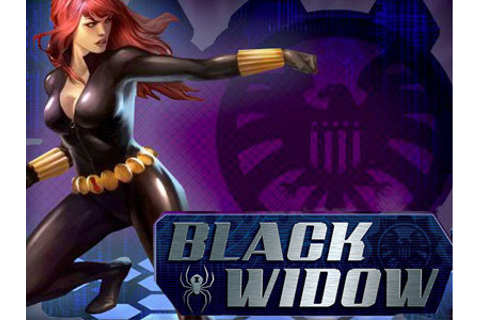 Black Widow | Avengers Games | Marvel Kids