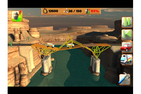 BRIDGE CONSTRUCTOR: Playground > Download PC Game