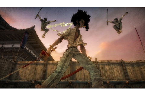 Afro Samurai 2 gameplay to debut at Gamescom - Gematsu