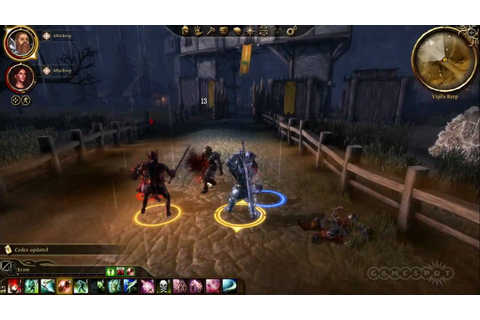 GameSpot Reviews - Dragon Age: Origins - Awakening Video ...