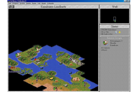 Download Sid Meier's Civilization II Scenarios: Conflicts ...