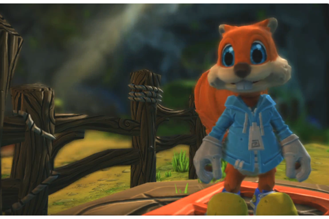 First 10 Minutes of Conker's Bad Fur Day Recreated in ...