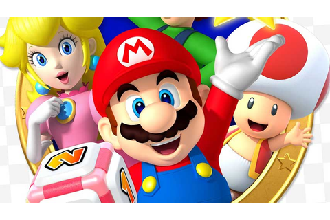 Mario Party: Star Rush Gets New Trailer; Free Software to ...