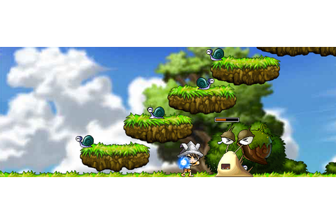 MapleStory Adventures on Facebook: Clicking cute creatures ...