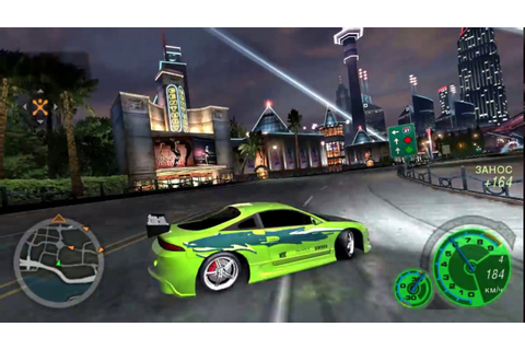 Need for Speed: Underground 2 - Eclipse Brian O' Conner ...