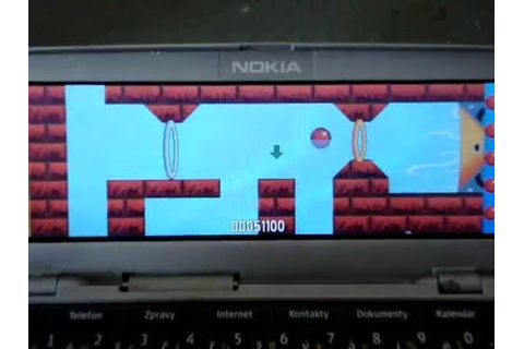 Bounce Nokia game 2-3 - YouTube