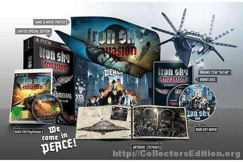 CollectorsEdition.org » Iron Sky Invasion ...