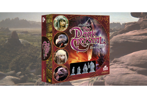 The Dark Crystal board game keeps the classic film alive