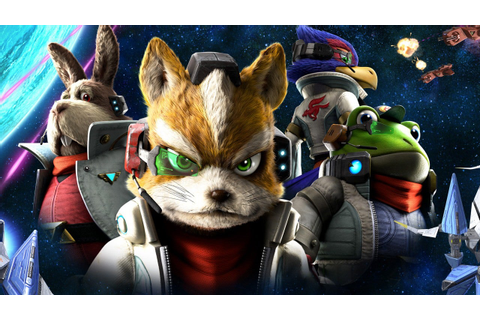 Star Fox Zero Review - IGN