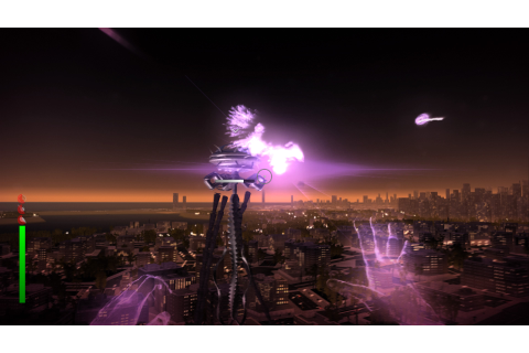 Megaton Rainfall - PSVR/PS4 Review - PlayStation Country