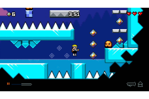 Mutant Mudds Deluxe for Switch Is on the Way