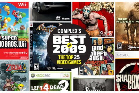 Complex's Best of 2009: The Top 25 Video Games | Complex