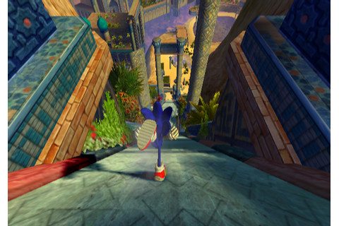 Mister Game Price : Argus du jeu Sonic and the Secret Rings