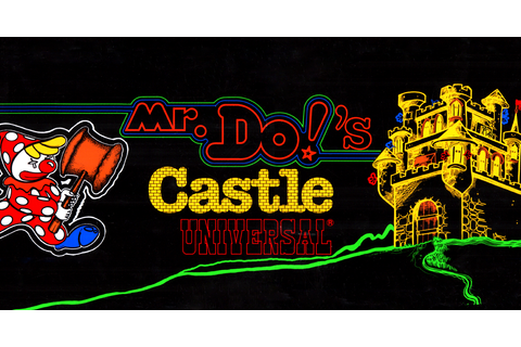 Mr. Do!'s Castle - PixelatedArcade