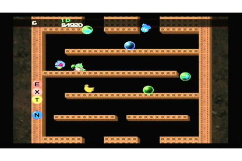 CGR Undertow - BUBBLE BOBBLE PLUS! for Nintendo Wii Video ...