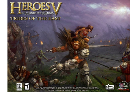 Review Heroes V of Might and Magic: Tribes of the East ...