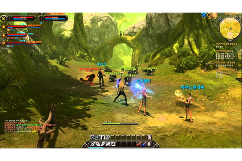 Cabal 2 Online Party Instance Dungeon Gameplay - YouTube