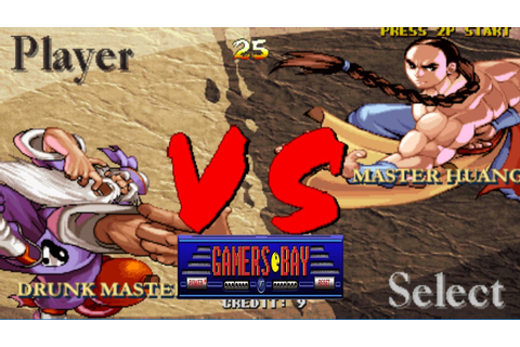 Martial Masters - Arcade Fighting Game (IGS 1999) - YouTube