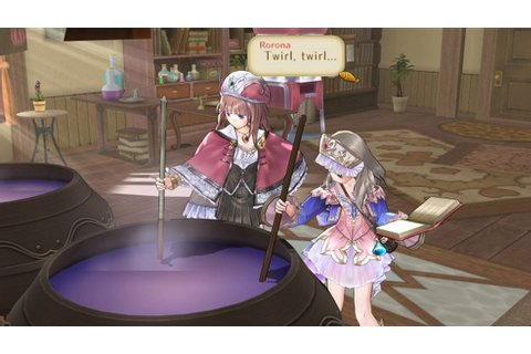 Atelier Totori™: The Adventurer of Arland Game | PS3 ...