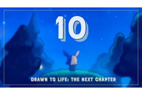 "Drawn to Life: The Next Chapter #10 - ""A Blob-vious ..."