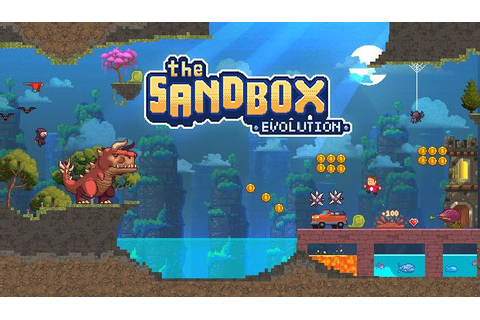 The Sandbox Evolution – Craft a 2D Pixel Universe! Free ...
