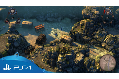 Shadow Tactics: Blades of the Shogun | Gameplay Trailer ...