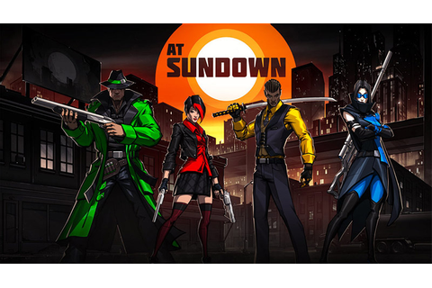 Top-Down Shoot 'Em Up At Sundown Coming to Nintendo Switch ...