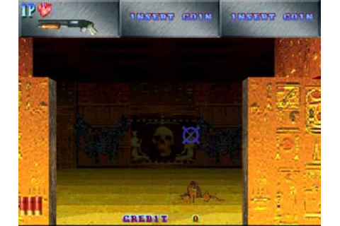 Crypt Killer (Arcade Game, CHD, Gun) - YouTube