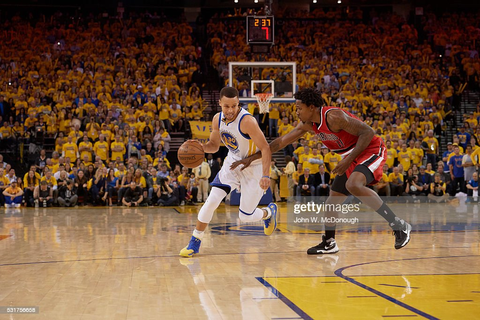 Stephen Curry - Basketball Player | Getty Images