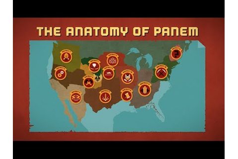 The Anatomy of Panem - A Look at the Districts of The ...