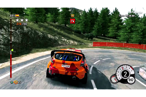 WRC 3 ( FIA World Rally Championship ) - YouTube